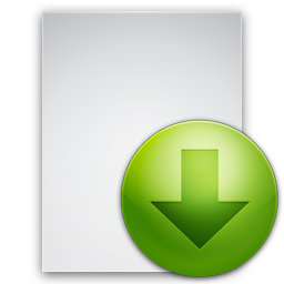 Files Download File Icon | iVista 2 Iconset | Sean Poon