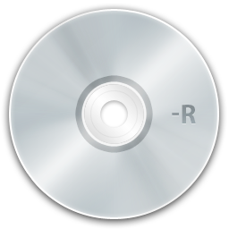 Media CD R icon