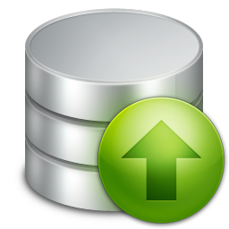 Misc Upload Database icon