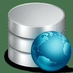 Misc Web Database icon