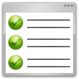Network Panel Settings icon