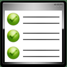 Network Panel Settings icon