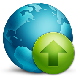 Network Upload icon