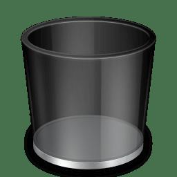 Start Menu Recycle Bin Empty icon
