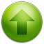Alarm-Arrow-Up icon