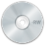 Media CD RW icon