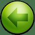 Alarm-Arrow-Left icon