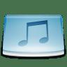 Folders-Music-Folder icon