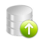 Upload-Database icon
