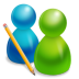http://icons.iconarchive.com/icons/gakuseisean/ivista/72/Edit-Users-icon.png