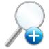 Zoom-In icon