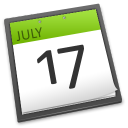 Calender icon