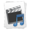 Movie-Music-File icon