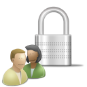 Padlock User Control icon
