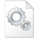 settings file icon