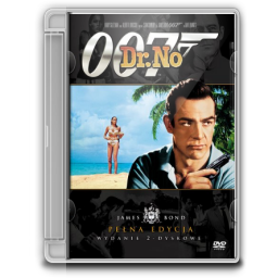 1962 James Bond Dr No icon