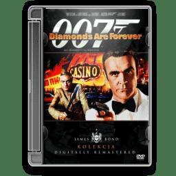 James Bond Diamonds Are Forever icon