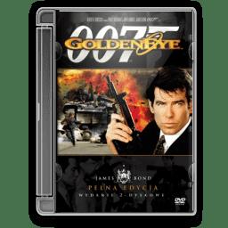 1995 James Bond GoldenEye icon