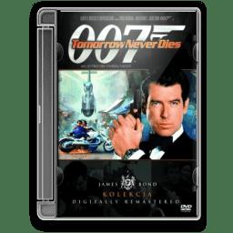 James Bond Tommorrow Never Dies icon