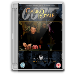 James Bond Casino Royale icon