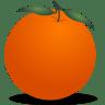 Orange Icon | Chinese New Year Iconset | GoldCoastDesignStudio