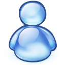 software crystal msn icon