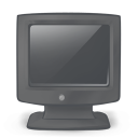 system monitor off icon