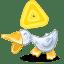 Duck-quack icon