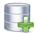 System-database-add icon
