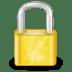 System-lock icon