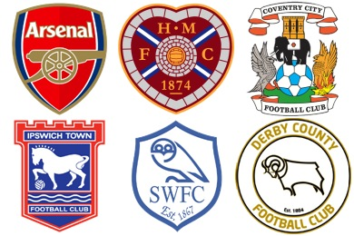 British Football Club Icons