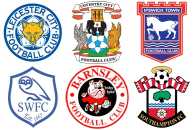 Football League Championship Icons