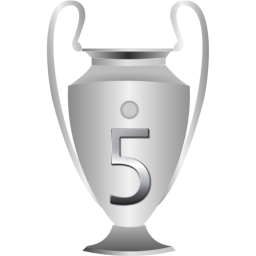 5 Times Winners icon