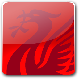 Liverbird Button icon