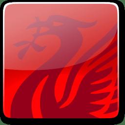 Liverbird Button icon