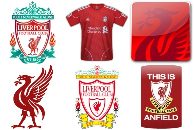 Liverpool FC Icons