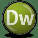 Dreamweaver-CS-3 icon