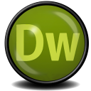 Dreamweaver CS 5 icon