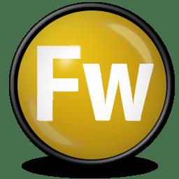 Fireworks CS 3 icon