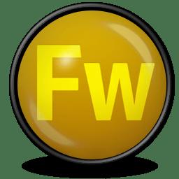 Fireworks CS 5 icon