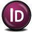 InDesign CS 3 icon