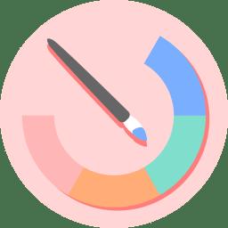 Calligra krita icon