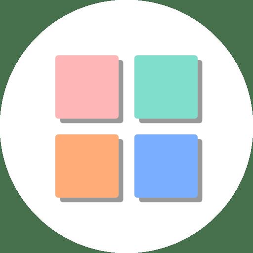 Code-blocks icon