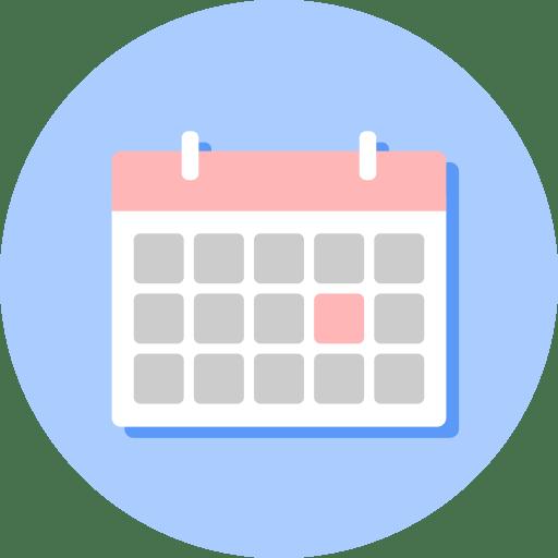 Gnome-calendar icon