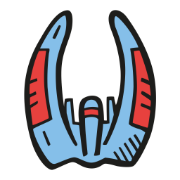 Cylon raider icon