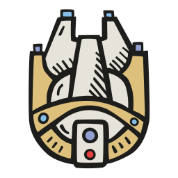 Space ship 2 icon