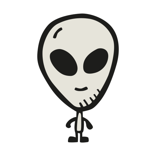 Alien-5 icon