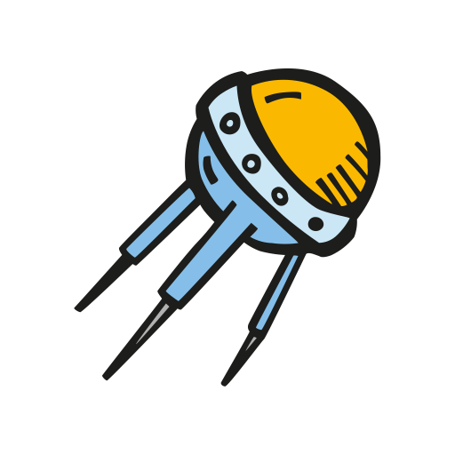 Sputnik-1 icon