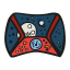 Space cockpit icon