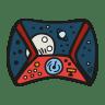 Space-cockpit icon